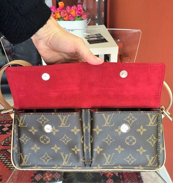 ba71de16b4e9 New Louis Vuitton Viva Cite MM bag in LV monogram canvas – LUSSO DOC