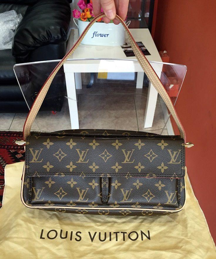 2ea985aaedd8 New Louis Vuitton Viva Cite MM bag in LV monogram canvas – LUSSO DOC