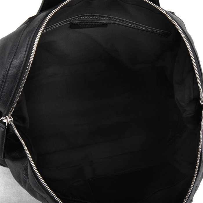 1f70c09ce9c6 New Givenchy Nightingale medium bag in black leather – LUSSO DOC