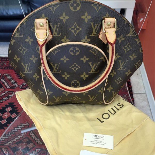 d054b197668c used Louis Vuitton Ellipse PM bag in LV monogram canvas – LUSSO DOC