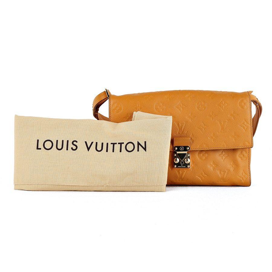 Louis vuitton borsa a spalla fascinante monogram empreinte for Borse usate firmate