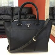 Borsa Prada City Calf