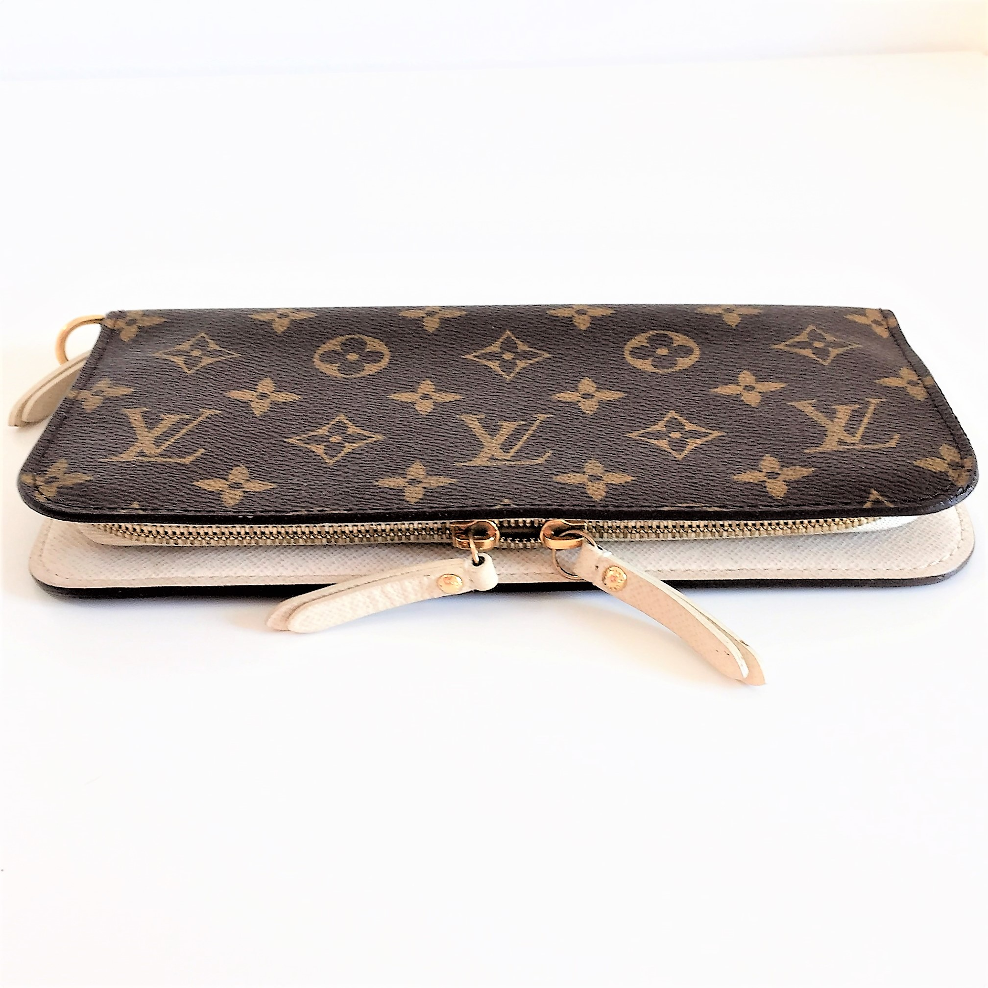 Borse Firmate : Louis vuitton wallet insolite made in lv monogram canvas