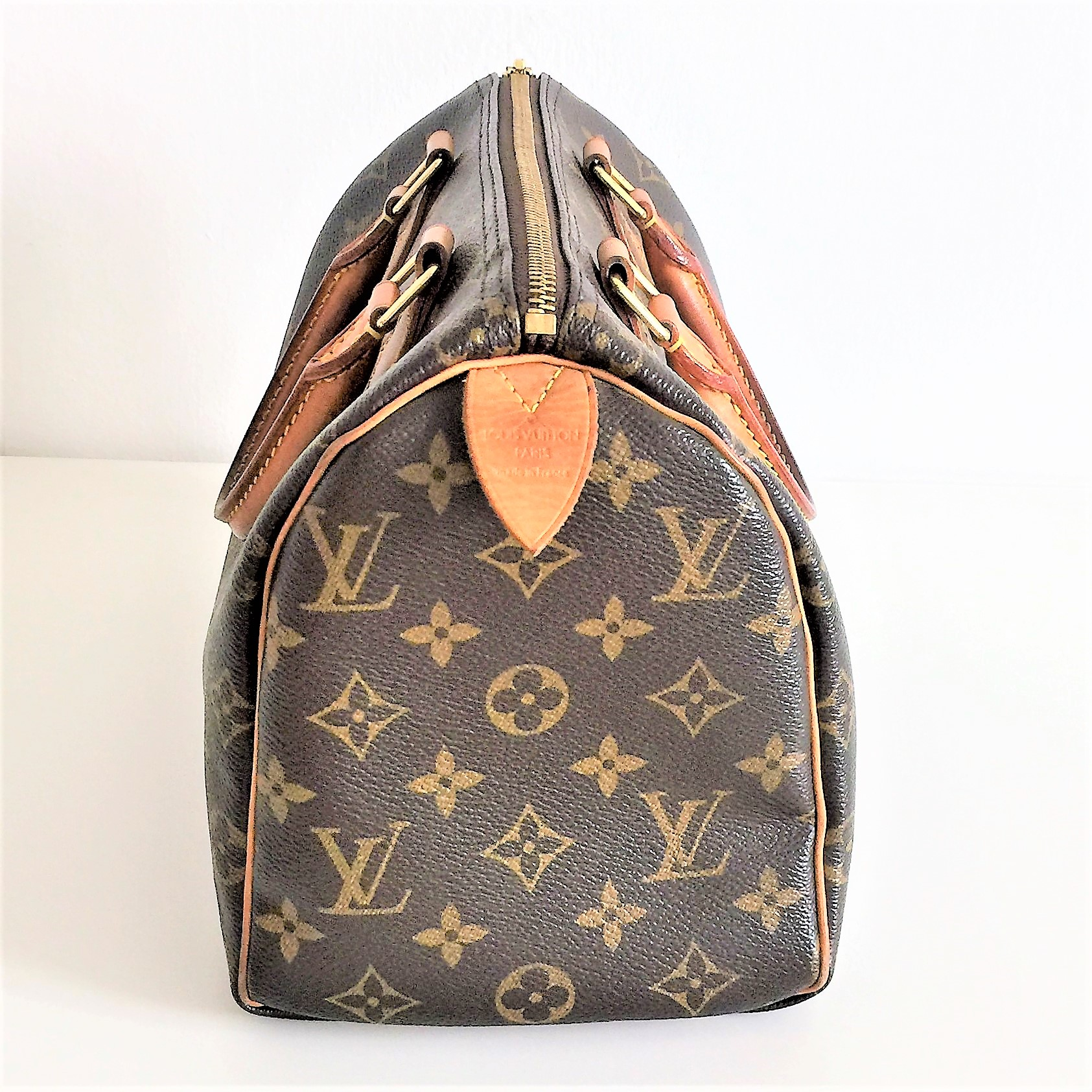 Borsa Louis Vuitton Monogram Speedy 25, di seconda mano in ...